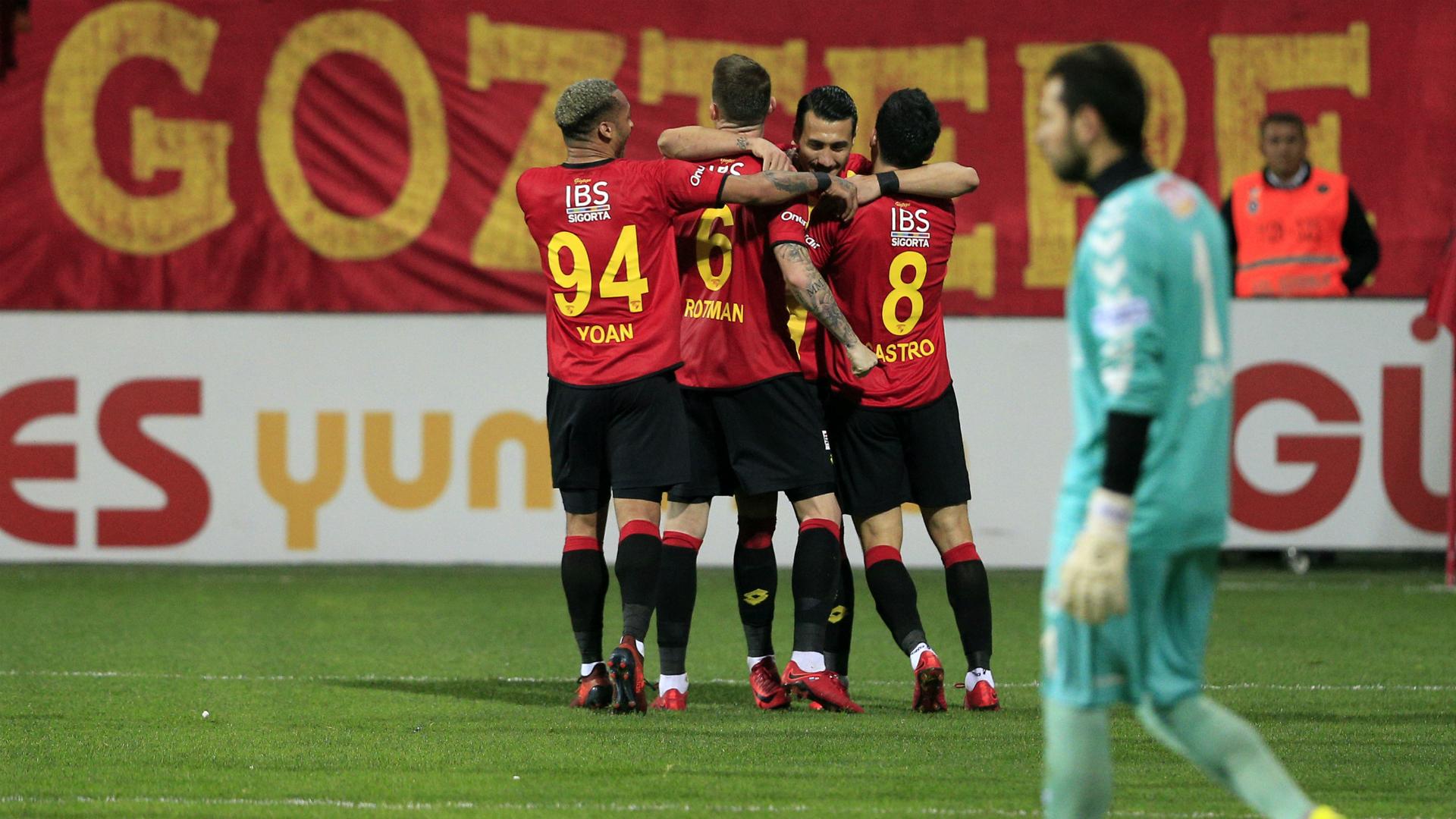 Goztepe Konyaspor 12182017