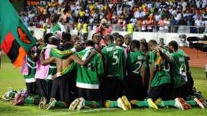 Zambia AFCON 2012