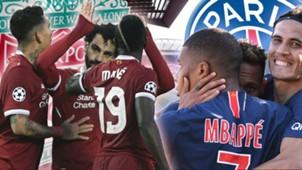 PSG Liverpool GFX
