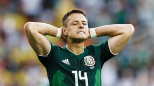 Javier Hernandez Mexico World Cup 2018