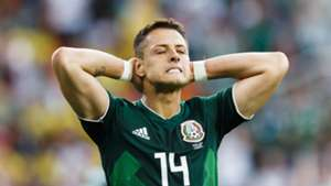 Javier Hernandez Mexico World Cup 2018