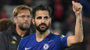 Cesc Fabregas Chelsea 2018-19