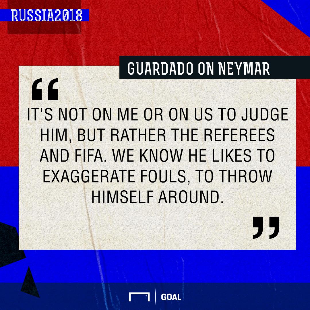 Guardado Neymar PS