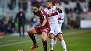 Molinaro Taarabt Torino Genoa