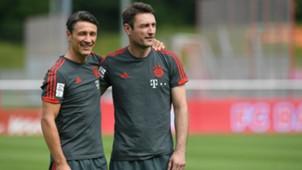 Nico Kovac Robert Kovac Bayern Munchen