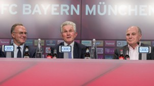 Jupp Heynckes FC Bayern 08102017