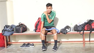 Brylian Aldama - Indonesia U-16