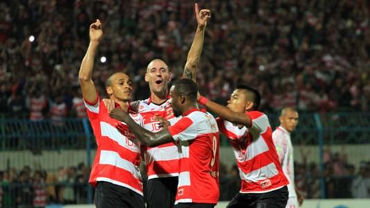 Madura United - Persipura