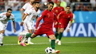 Cristiano Ronaldo Portugal Iran World Cup