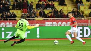 Radamel Falcao Monaco Troyes