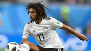 Mohamed Elneny Egypt WC 2018