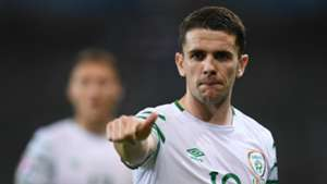 Robbie Brady Republic of Ireland v Italy 22062016