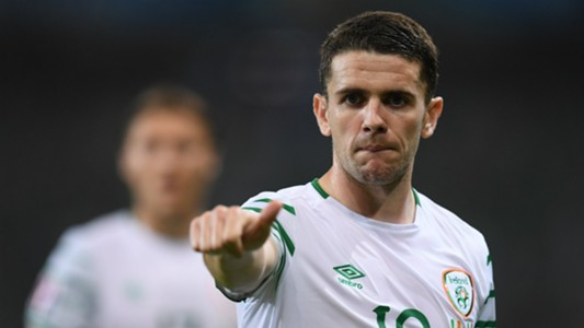 Robbie Brady Republic of Ireland v Italy 22062016