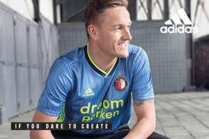 Jens Toornstra Away Kit Feyenoord