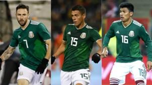 Defensas México