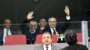 Galatasaray Kayserispor Fatih Terim Mustafa Cengiz 111018