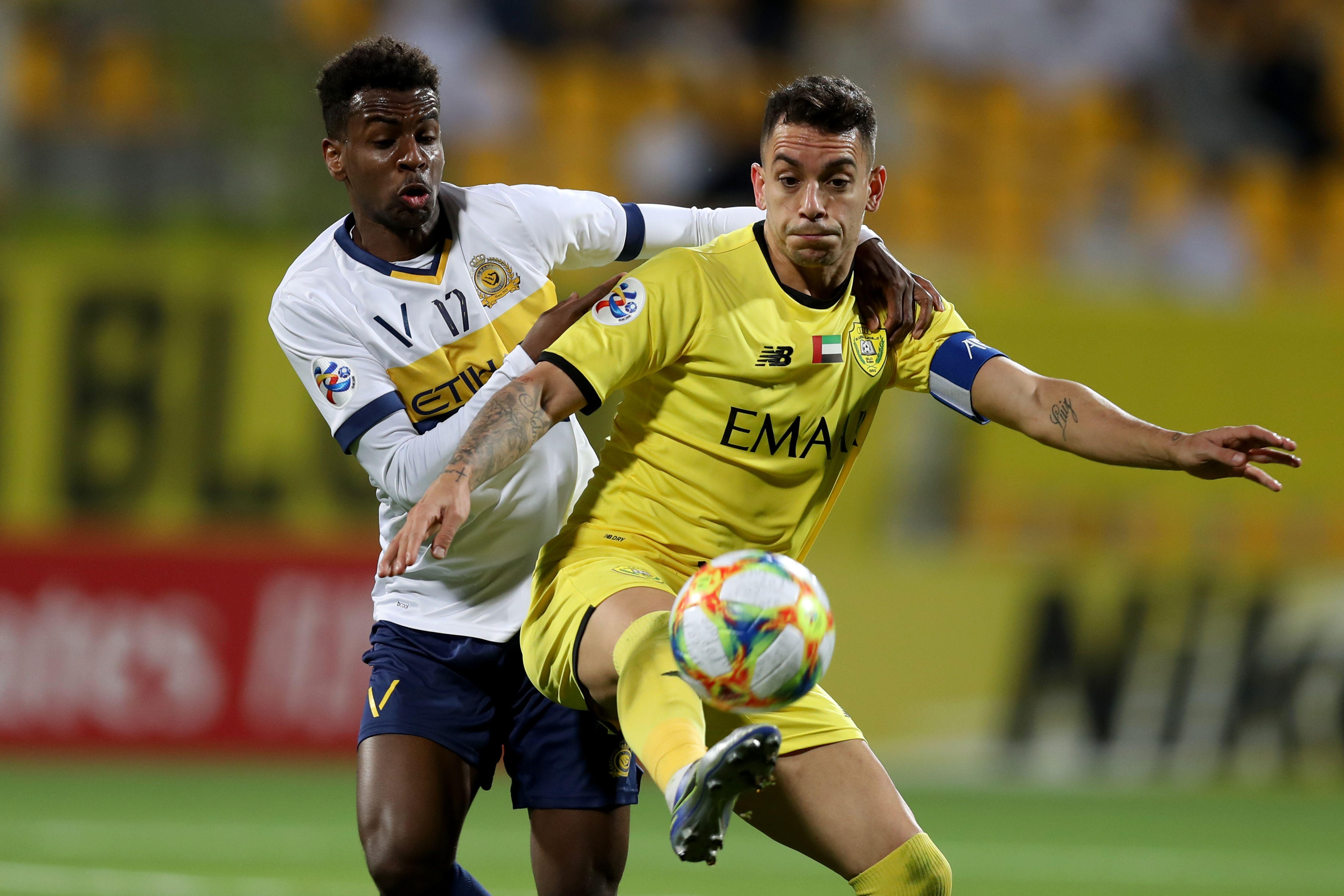 Al Wasl Al Nassr AFC CL
