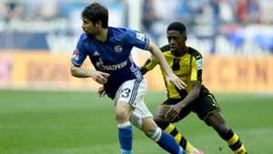 Coke FC Schalke 04 Borussia Dortmund 01042017