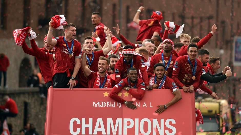 Ophelia S Place Liverpool Ny: Parada Juara Liverpool