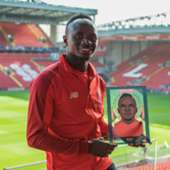 Sadio Mane Liverpool Goal 50
