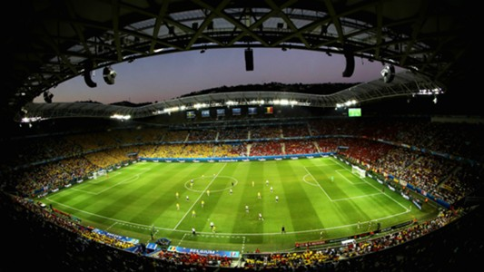 The Allianz Riviera, Nice, Euro 2016