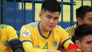 FLC Thanh Hoá tập luyện chuẩn bị V.League 2018
