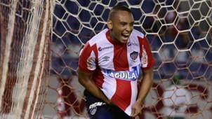 Jarlan Barrera Junior de Barranquilla