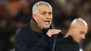 Jose Mourinho Manchester United Southampton Premier League 01122018