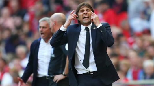 Chelsea Manchester United FA CUP Conte Mourinho