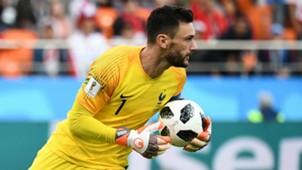 Hugo Lloris France Peru World Cup