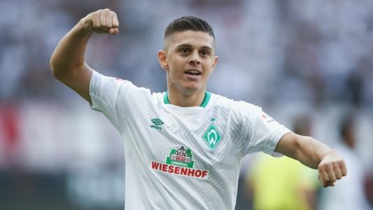 Bericht: Werder Bremen lehnte Angebot von Benfica Lissabon für Milot Rashica ab