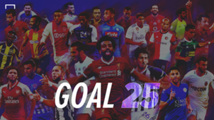 Goal 25 Cover