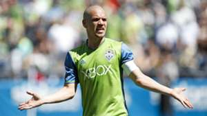 Osvaldo Alonso Seattle Sounders