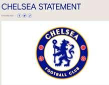 첼시 공식성명