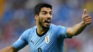 Luis Suarez Uruguay 2018