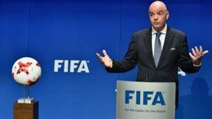 Giovanni Infantino FIFA 09012017