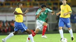 Nery Castillo Mexico Copa America 2007