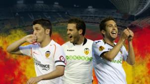 David Silva, Juan Mata & Bintang Yang Mencuat Dari Valencia
