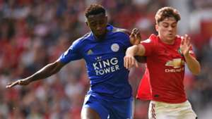 Ndidi's Leicester City bow to Manchester United