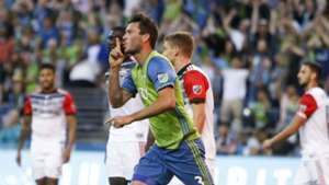 Brad Evans Seattle Sounders MLS