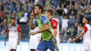 Brad Evans Seattle Sounders MLS
