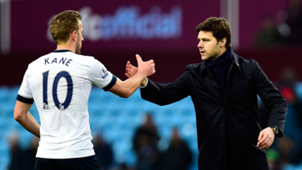 Kane and Pochettino