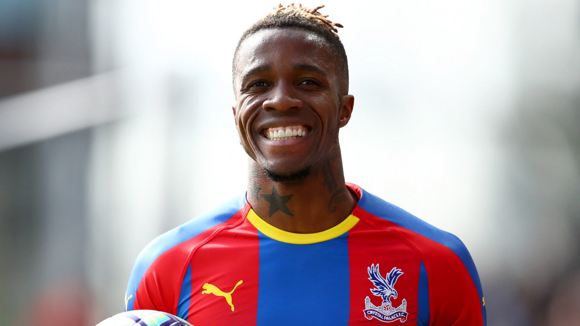 Wilfried Zaha remains committed to Crystal Palace – Townsend