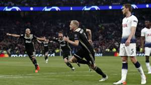 Tottenham Hotspur Ajax Amsterdam Champions League 30042019
