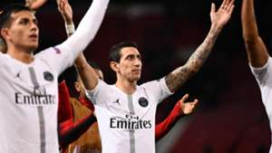 Angel Di Maria Man United PSG Champions League 12022019