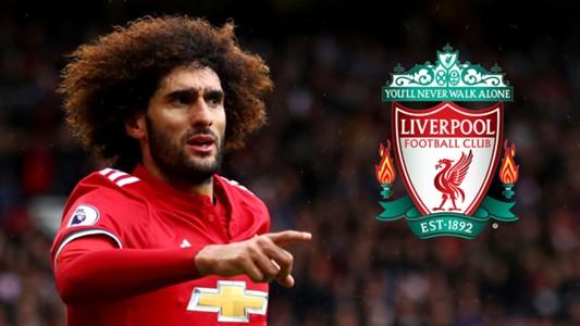Marouane Fellaini Liverpool Rumour