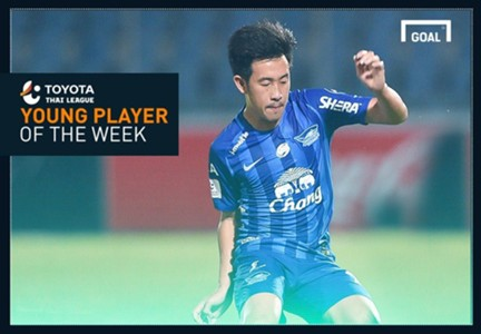Image result for Toyota Thai League Young Player of the Week 31 : วรชิต กนิตศรีบำเพ็ญ