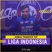 Semua Transfer Top Liga Indonesia 2018