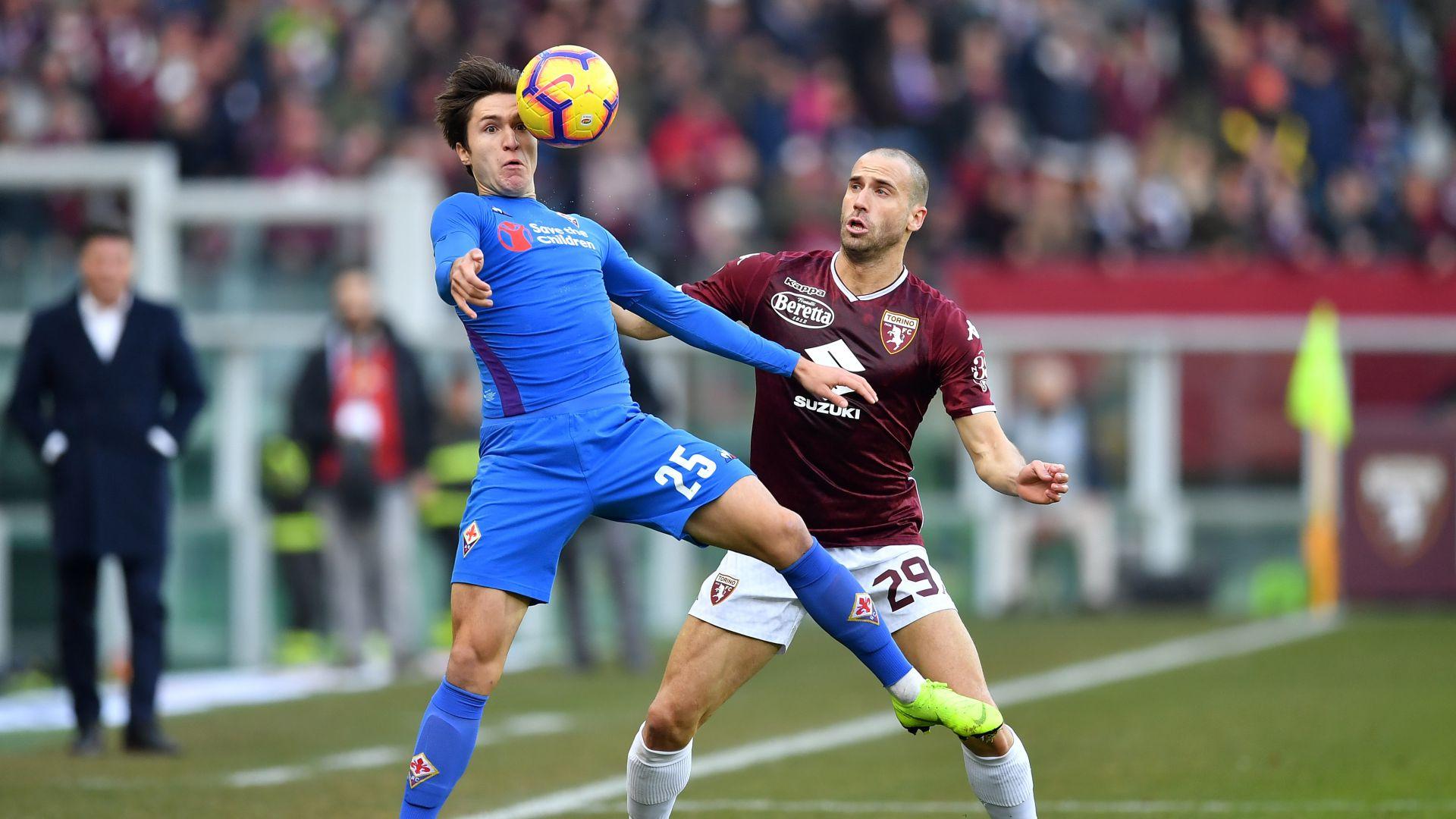 Federico Chiesa Lorenzo De Silvestri Torino Fiorentina Coppa Italia