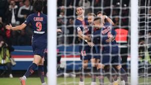 PSG Lyon Ligue 1 07102018